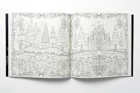 Secret Garden Coloring Book Art Interview Johanna Basford Author Of And