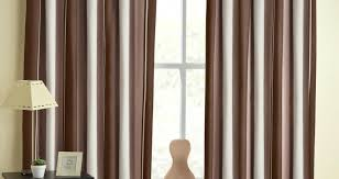 Striped Curtain Panels 96 by Curtains Gripping Sheer Brown Zebra Curtains Gratifying Brown