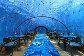 100 Conrad Maldives Underwater This Is What Its Like To Dine Underwater In The