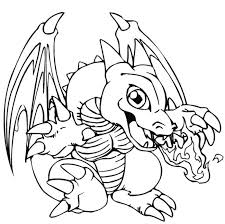 Wonderful Baby Dragon Coloring Pages Free Downloads For Your KIDS