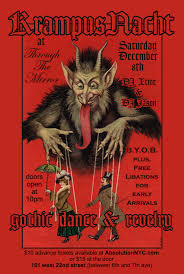 Is Halloween A Satanic Holiday by Krampusnacht Holiday Event By Absolutionnyc Com At Through The
