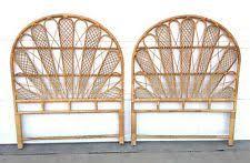 Bamboo Headboard Cal King by Rattan Headboard Ebay