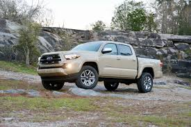 100 Toyota Truck Reviews 2017 Tacoma Test Drive Review