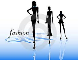 Runway Fashion Show Clip Art