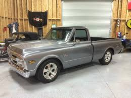 100 Chevy Truck 1970 1971 Gmc Truck Chevy Truck Shortbed Hot Rod For Sale In Las