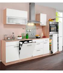 wiho küchen küchenzeile montana mit e geräten breite 300 cm kaufen otto