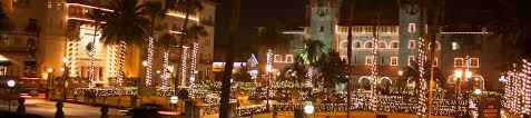 St Augustine Nights of Lights 2017 18 Season