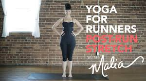 Yoga For Runners Post Run Cool Down
