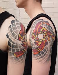 Off The Map Tattoo