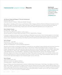 Creative Examples Designer Of Resume For Graphic Related Post