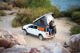 100 Truck Tent Camper AluCab Canopy Canopy