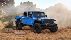 100 Ford Off Road Truck RaptorFighting Jeep Gladiator Hercules Is Under Development
