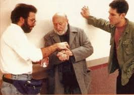 Donald Pleasence Halloween H20 by 30 Behind The Scenes Photos From The Halloween Franchise Deadly