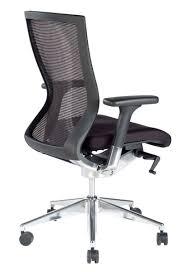 fauteuil de bureau ergonomique confortable filet vesinet