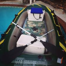 Intex Excursion 5 Floor Board by Just Wanted To Share My Completed Inflatable Boat With A Wood