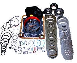 Amazon.com: 4L60E Transmission Rebuild Kit Heavy Duty Master Kit ...