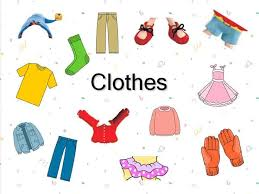 Fall Clipart Clothes For Kid