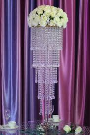 Cheap Wedding Decorations Online by Plant Stand Table Centerpieces Crystal Wedding Decorations With