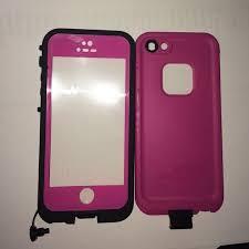 83% off LifeProof Accessories Pink Black Lifeproof iPhone 5 5s