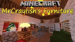 MrCrayfishs Furniture Mod 1 11 2 1 10 2 1 7 10 minecraft mods