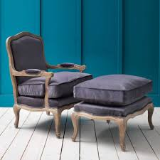 Antoinette Armchair And Footstool In Grey Velvet- Now 40% Off ... Lgdon Modern Fabric Armchair With Matching Ftstool Grey Danish Brown Leather Lounge 1970s For Sale Lounge Chairs With Ftstools High Quality Designer Armchairs Contemporary Chairs Heals Cuba Rattan Or Black Fads Sofas Seating Graham Green Wood Dekor Stylish With Kashioricom Wooden Louis Styled Oak Frame Velvet Scp Balzac Oban Ashgate Fniture Co Bedrooms And Small Accent For Bedroom