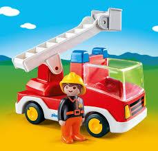 100 Playmobil Fire Truck Ladder Unit