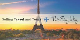 Selling Tours Travel The Easy Way