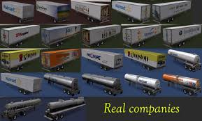 Real Companies For ATS - ATS Mod | American Truck Simulator Mod Cstruction Outlook July 2016 By Ucane Issuu R M Pacella Inc Rmpacella Twitter Chicago Trucking Company Best Image Truck Kusaboshicom Orgill Skin Express Semitrailer For American Simulator A Truck Dlc Cabin Accsories V20 Mod Ats Mod June Google Annual Report