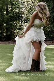 High Low Country Wedding Dresses With Cowboy Boots 2017 MyDresses Reviews
