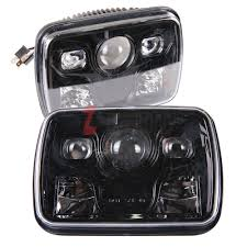 Square 5X7 Inch Led Headlight Daymaker Sealed Beam Replacement DOT ... Fj62 Replacement Led Headlights Ih8mud Forum Truck Lite Headlight Ece 27491c Trucklite 270c Jeep Jk Kit 7 Round Pair Anti Wrangler By Jw Speaker And At Headlightsfinally Ordered A Set Page 10 Led Headlights For Trucksled 55003 5 X Rectangle Installed On Land Cruiser Fj40 Fj55 Minitruck Set Of 2 Rigid Light Truck Lite Headlight Kit Headlight With Park Light Adr Approved Lights