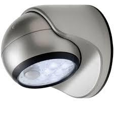 review fulcrum 20031 101 motion sensor led porch light silver