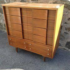 Johnson Carper Mid Century Dresser by Retro Credenza Dresser By Vic Art Credenza And Dresser
