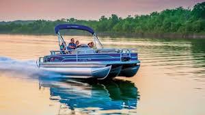Pontoon Boat Sinks Nj by Sun Tracker Boats 2015 Fishin U0027 Barge 22 Dlx And Xp3 Pontoon