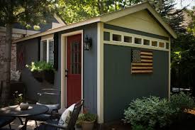that old tuff shed in the backyard diy ers are giving it a