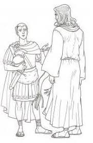 Jesus Heals The Centurions Servant Activity