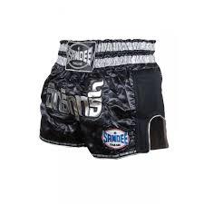 buy sandee black silver supernatural thai shorts from uk supplier