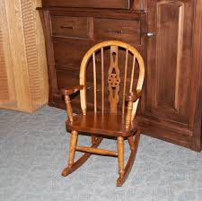 Windsor Child's Rocking Chair, Shown In Oak With A Michael's Cherry Finish Cherry Wood Antique Rocker With Inlay Collectors Weekly Help Me Safely Disassemble A Rocking Chair Fniture Dit Early 19th Century Decorated Boston Rocker This Is Depop An Federal Style Faux Bamboo Antique Rocking Chair Stock Photos 19thc Original Black Painted And Stenciled Fruit Vintage Childs Bostonstyle The Great Toward The Truth About American Rockers Trader Antiques Atlas