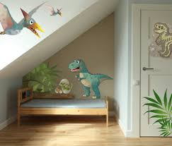 decoration chambre dinosaure visuel 8
