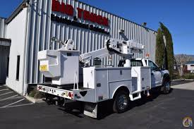 100 New Bucket Trucks For Sale 2019 D F550 4x4 Altec AT40MH 45 Truck Crane For In