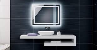 smart mirror für das badezimmer modelle die sie nicht