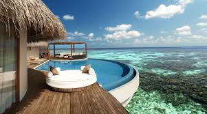 100 W Retreat Maldives Ater Bungalow Resort