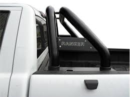 100 Truck Roll Bars Ford Ranger T6 Black Powder Coated Roll Bar Fits Single Cab Double