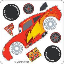 Disney Bathroom Set India by Buy Disney Cars Lightning Mc Queen Make Your Own Stickers Birthday