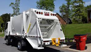 Heil Garbage Truck Mini Rear Loader | Heil