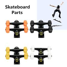 2018 Longboard Skateboard Trucks + 52mm Wheels + Abec 7 Bearings ... Mini Logo Black 838 Trucks Bearings Wheels Complete Subassembly 1 Pair Longboard Skateboard Durable Magnesium Alloy Combo Swing Arm Steering Mechanism For Mountainboardhow And Would It Santa Cruz Makaha 435 Pintail Transport Cruise 178mm Bear Kodiak Muirskatecom Amazoncom Yocaher Professional Speed Drop Down Stained Leanboards Made In California Loaded Tarab Kit Assembly Boarder Labs And Calstreets Sector 9 Timber Bintang 38 Goldgreen Trucks Ready To Roll Truck Sets