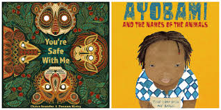 Two Wild Animal Picture Books Reassure Young Readers The Booklist Reader