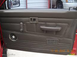 1991 Nissan Hardbody Truck Regular Cab Gray Door Panel Photo ...