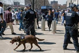 counter terrorism bureau bronx york usa april 10 nypd counter terrorism bureau