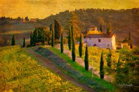 Magnificent Tuscan Landscapes Tuscany Landscape