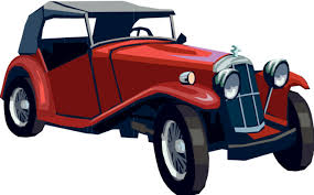 Vintage Cars Png Clipart 33032
